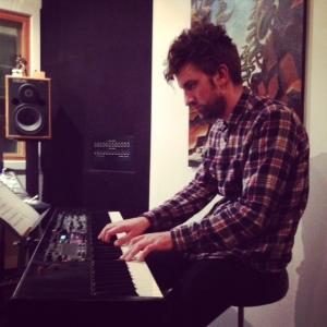 Andrew Rasmussen adding keys