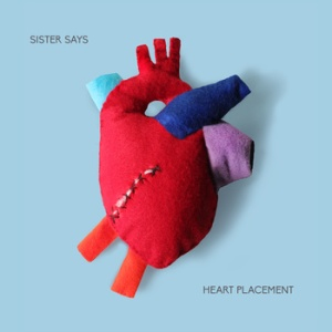 Heart Placement album artwork by Carmen Leah